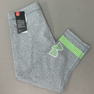 Womens under armour graphic capri legging
